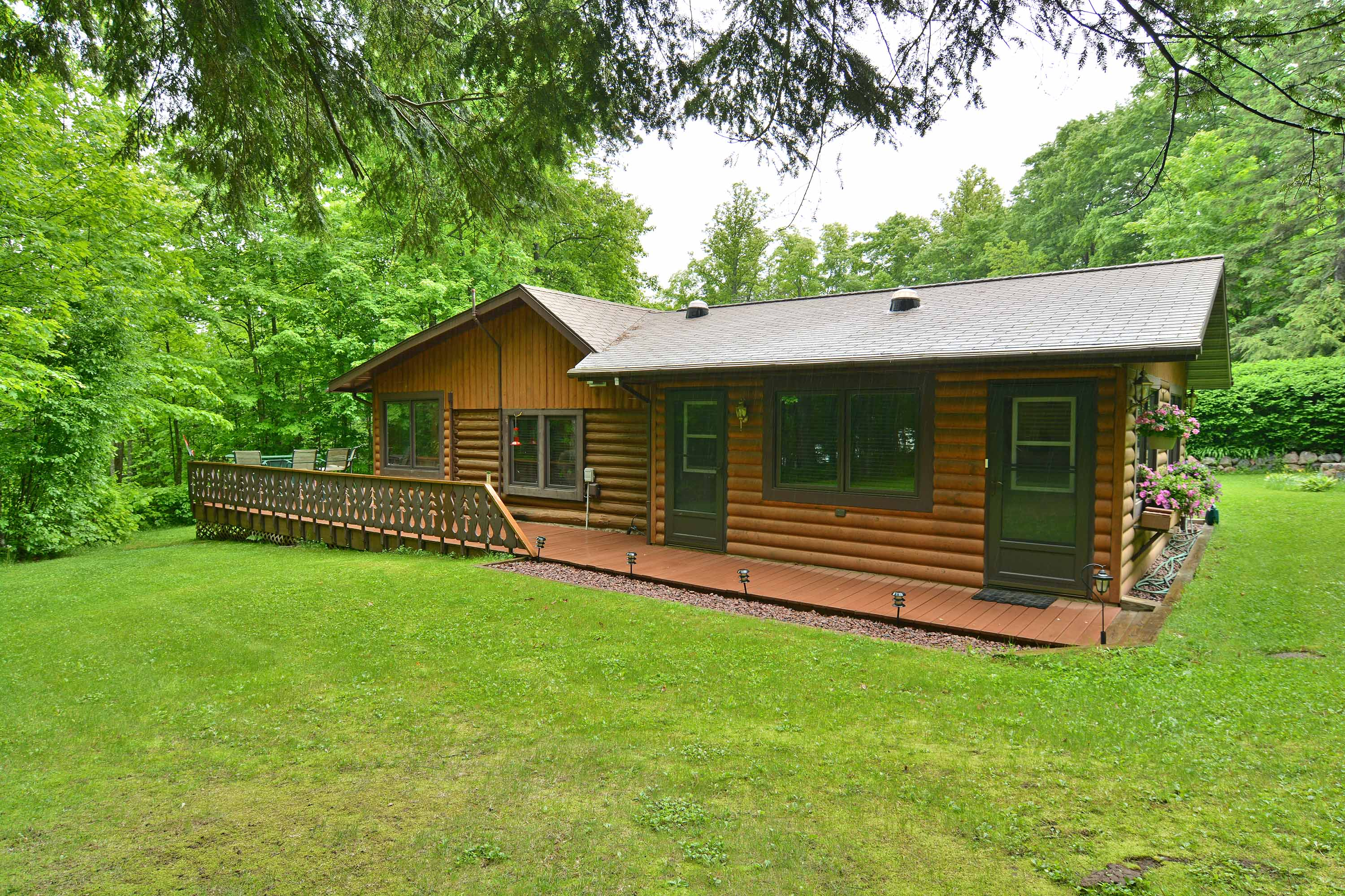 Clam Lake Cabin Sale 1