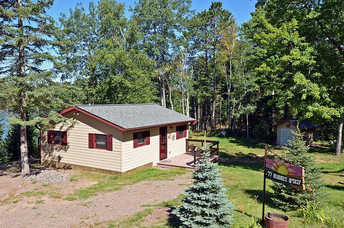 Lower Clam Lake Wisconsin Vacation Home Clam Lake Wisconsin