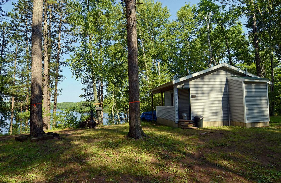 The Bear Den Lower Clam Lake Clam Lake Wisconsin
