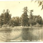 Camp Fire Island 1930's