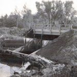 Dam Repair After 1941 Flood