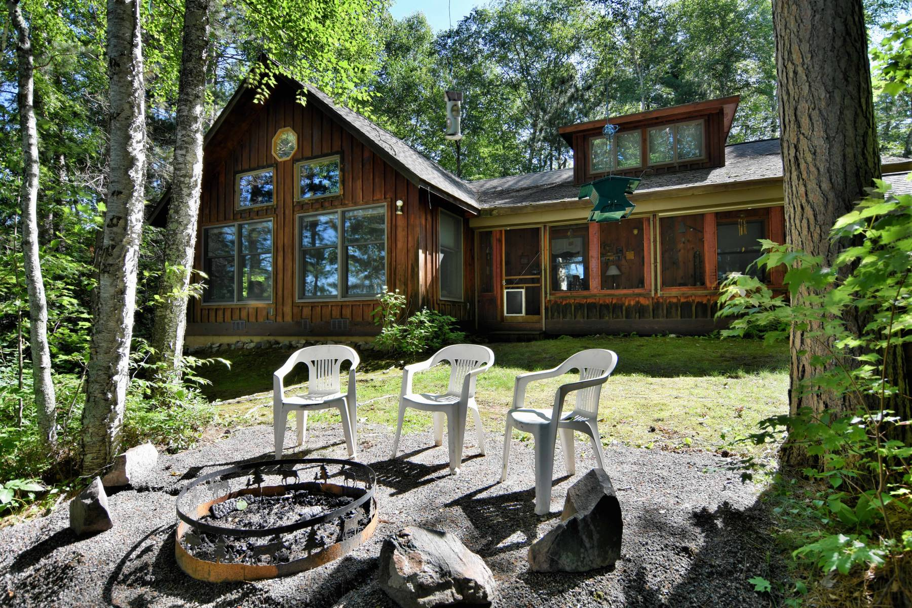 Lodging in Clam Lake, Wisconsin   Northern Wisconsin Vacation ...