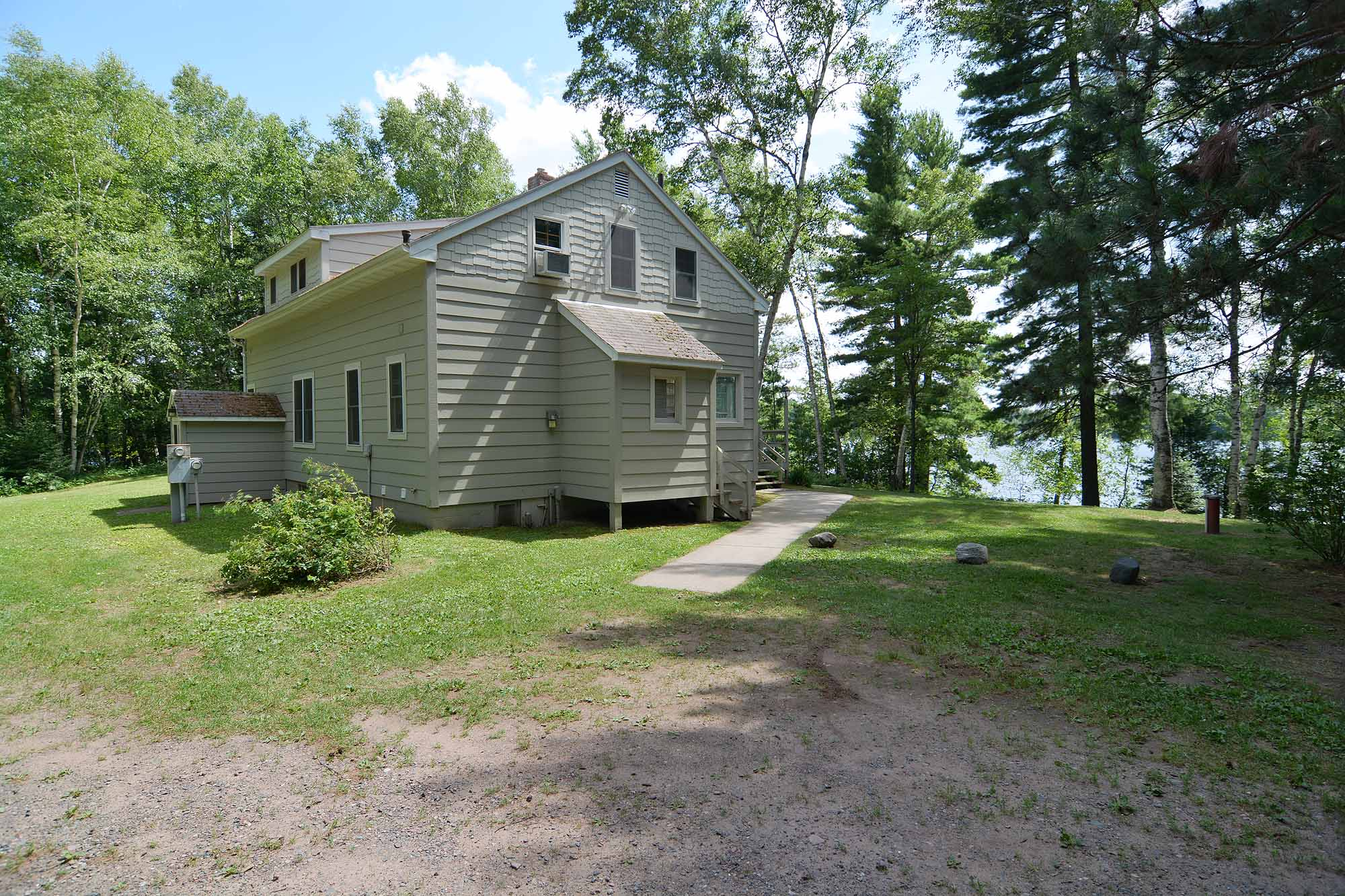 vrbo cabins beautiful balsam wi quottooquot cabin lake blake on wisconsin of rentals too big winter