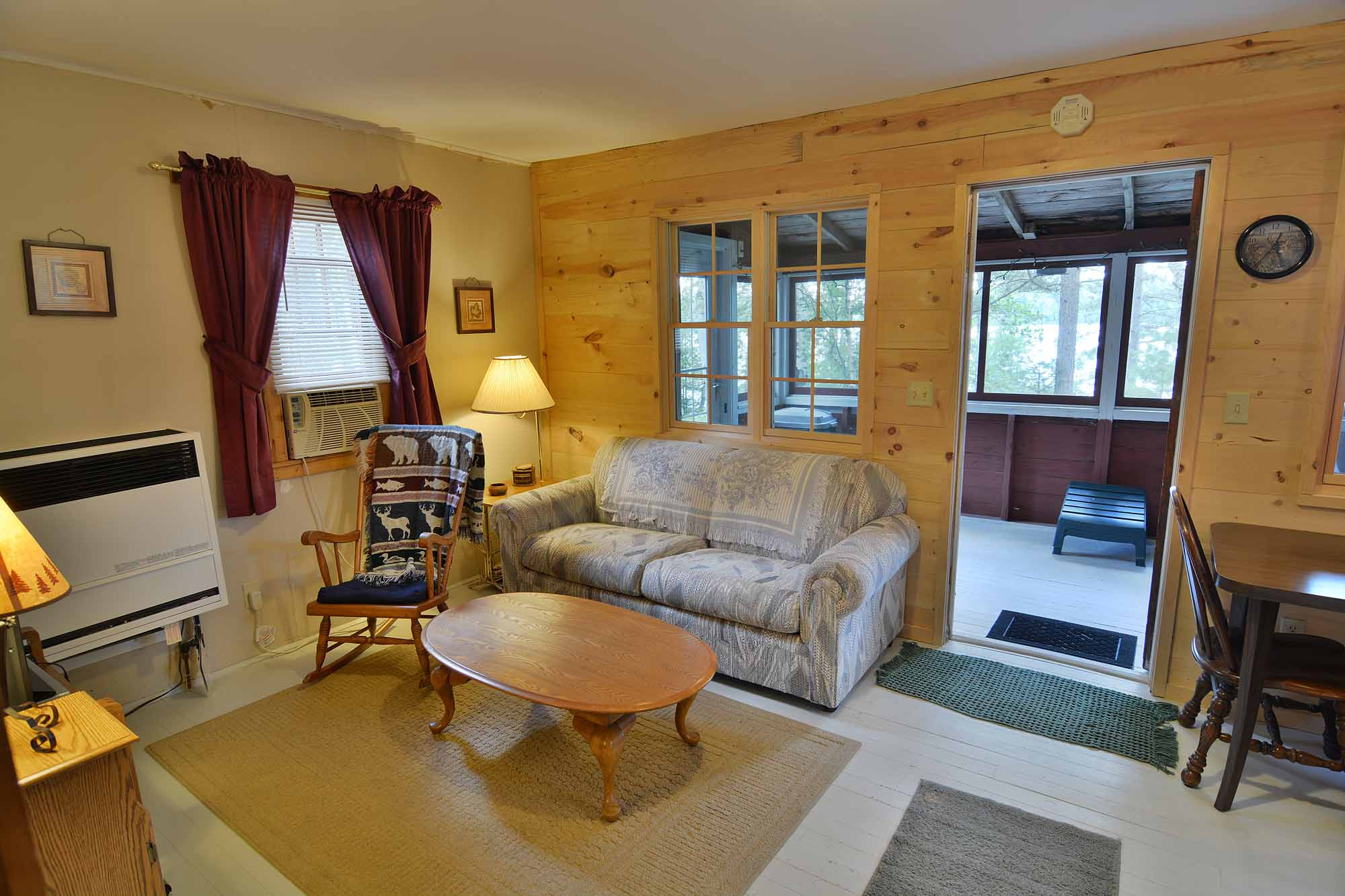 Pine Point Lodge Amp Cabin Lower Clam Lake Clam Lake Wi