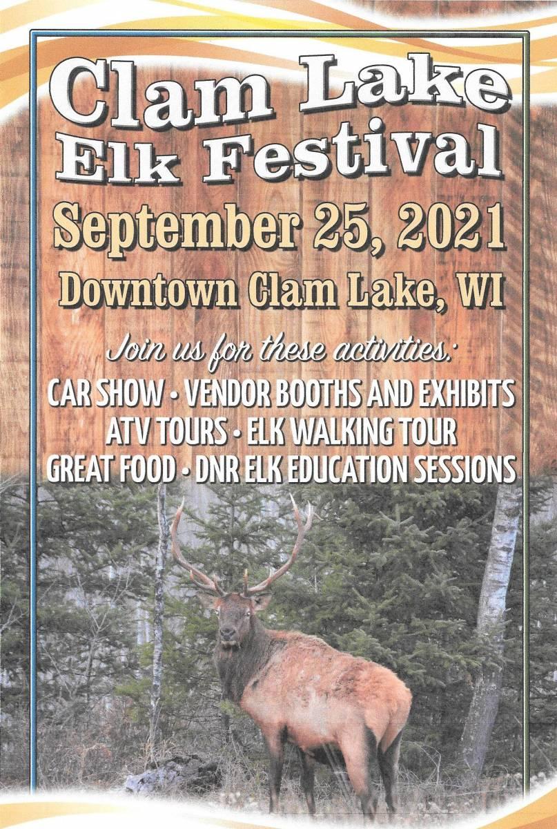 Clam Lake Elk Festival